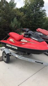 Sea doo gsx limited