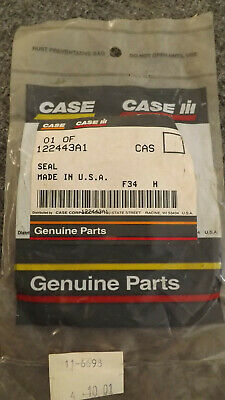 New Oem Case Ih Trencher Drive Seal 122443a1 460 560