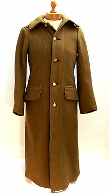 Reproduction WW1 British Army Greatcoat By The Legendary Western Costume Company