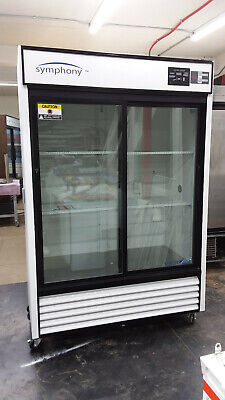 Vwr Symphony Sccp-47 47 Cu-ft Glass Door Chromatography Laboratory Refrigerator