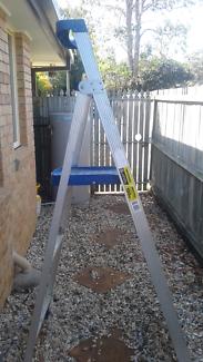 3 step platform ladder
