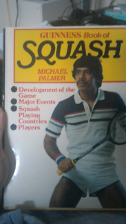 Guinness book of squash