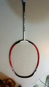 Yonex Voltric 2 Black and Red Badminton Racket Rivervale Belmont Area Preview