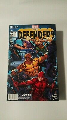 Marvel Legends The Defenders 4 pack Amazon Exclusive 6 inch Action Figures New