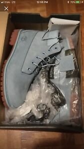 Timberland boots for woman or junior seize 7 150$