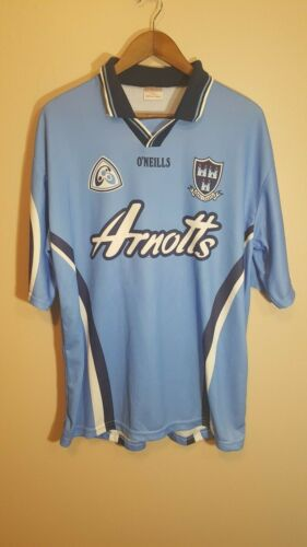 VINTAGE DUBLIN ATH CLIATH ONEILLS GAELIC SHIRT JERSEY Size 44 inches / 112 cm