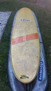 Tom Wagner model A long board Southport Gold Coast City Preview