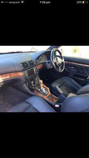 E39 wood grain trim set