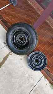 Torana Early Holden Vintage Wheels 5x108 Golden Grove Tea Tree Gully Area Preview