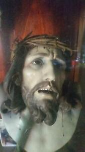 JESUS (Church) Religious Statue of Jesus. Warracknabeal Yarriambiack Area Preview