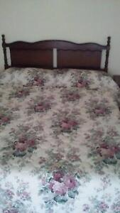 Queen size bed ensemble Yamanto Ipswich City Preview