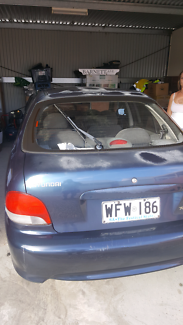 Hyundai Excel LOW KMS AND BOOKS