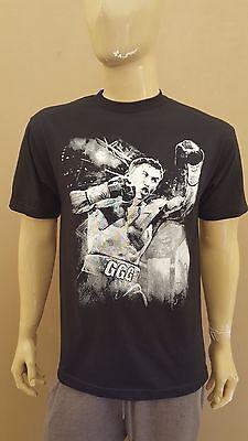 Gennady Golovkin Ggg T Shirt Tee Black Boxing Best Poster T Shirt
