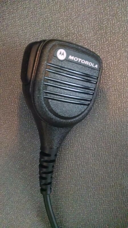 PMMN4013A Motorola Remote Speaker Microphone