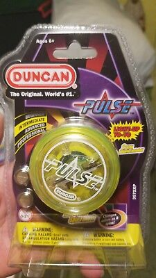 Duncan Pulse Yo Yo   Led Light Up Yo Yo   Brand New