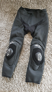 Alpinestars Leather Race Pants, NEW Maddington Gosnells Area Preview
