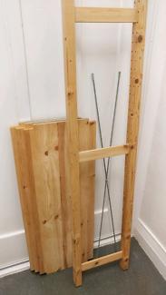 Ikea IVAR shelving parts
