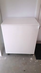 Single white ikea buffet Werrington Downs Penrith Area Preview
