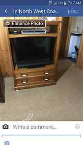 Tv dvd recorder cabinet Penguin Central Coast Preview