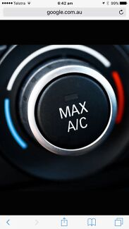 MOBILE AUTO CAR AIR CONDITIONING REGAS WE COME TO YOU