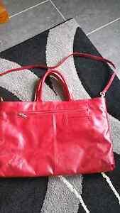 Manzoni leather workbag Port Noarlunga Morphett Vale Area Preview