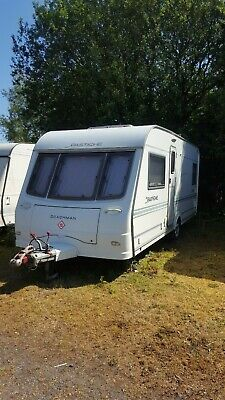Coachman Pastiche 530/4 - 4 Berth Caravan with fitted solar panel & motor mover