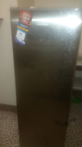 Upright stainless steel freezer Safety Bay Rockingham Area Preview