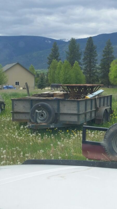Perfect-a rolling gear +mobile home Moving Equipment & Trailer