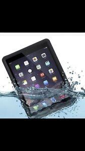 "iPad waterproof case for 9.7"""