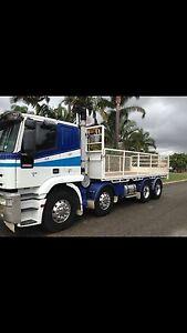 Iveco 8x4 truck Ballajura Swan Area Preview