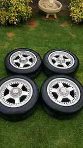 JDM 3 Piece wheels Lockleys West Torrens Area Preview