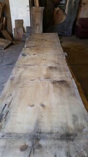 New stock - Timber slabs - hoop pine - Large Austral Liverpool Area Preview