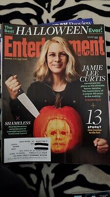 The Best Halloween Ever (Entertainment Weekly The Best Halloween Ever October 5 2018. Make any offer)