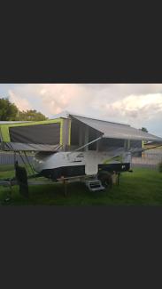 Jayco Eagle Outback 2016 Darwin CBD Darwin City Preview