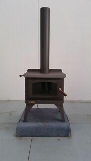 Jarrahdale Pioneer Wood Heater Campbellfield Hume Area Preview