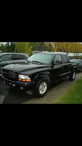 ** 2003 Dodge Dakota 4Door V8 4.7L 4X4 E Test Valid **