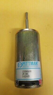 Dc Motor Pittman 24 Volt Vdc