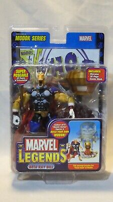 "Marvel Legends BETA RAY BILL 6"" Action Figure MODOK BAF series TOYBIZ w/THOR 337"