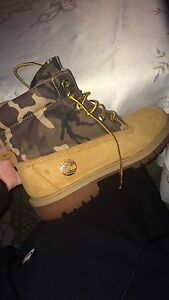 Timberland taille 6 50$