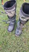 Motorcycle boots (size 9) Gumdale Brisbane South East Preview