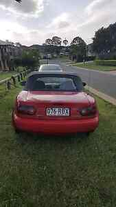 1991 mazda MX5 convertable Manly West Brisbane South East Preview