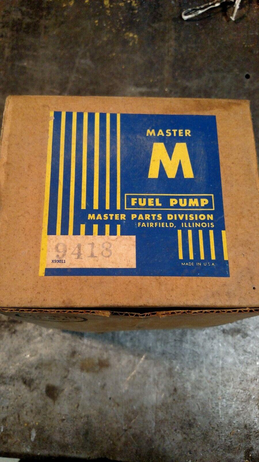 1949-50 MOPAR FUEL PUMP NOS