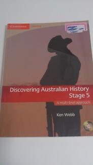 Discovering Australian History - Stage 5 - Ken Webb Freshwater Manly Area Preview