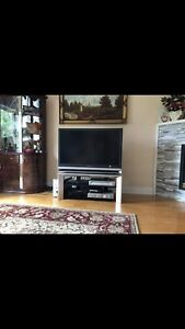 Sony HD TV and Stand