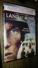 Land of Mine Movie, DVD, Factory Sealed, New, Free Shipping Rare True Story WWII