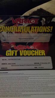 V8 Race Gift Voucher - Great Father's Day Present Berwick Casey Area Preview