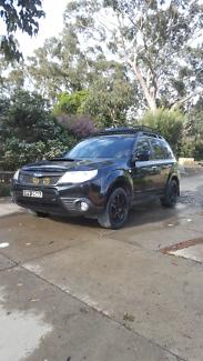2010 Subaru Forester XT premium