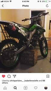 Looking for parts bike
