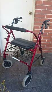 Aged Disability Elderly Mobility Walker Walking Aid Push Chair Lane Cove West Lane Cove Area Preview