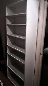 Bookshelf White or wadrobe insert Coburg Moreland Area Preview